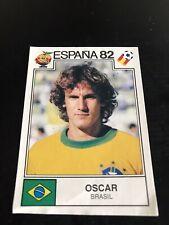 Panini Espana 82 - Oscar