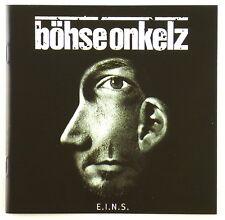 CD-Böhse Onkelz-E.I.N.S. - a4629