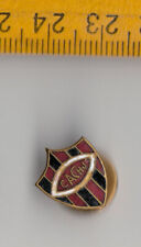 Vintage enamel CACHJ Argentina Football Club buttonhole lapel badge