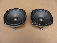 97-04 C5 Corvette Bose Rear Speakers Pair 10290828