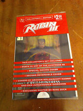 Robin III Cry Of The Huntress #2 Moving/Reversible Cover/Poster Comic Book NEW