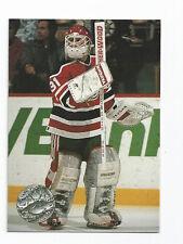 Chris Terreri Devils 1991-1992 Pro Set Platinum #68