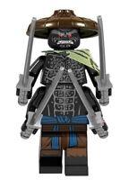 Lord Garmadon Ninjago Dragon Ninja Spinjitzu Master Custom Lego Mini Figure Toy