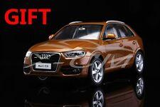 Car Model Audi Q3 SUV 2013 1:18 (Orange) + SMALL GIFT!!!!!!!!!!!