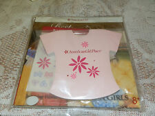 American Girl GOODY BAG BEST THAT I CAN BE NEW BOOK STICKERS NOTE PAD INSPIRING