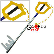 Sora Hearts Keyblade Full Size Steel Version Kingdom Hearts Game