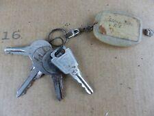 trousseau de clés clefs SIMCA NEIMANN , Simca 1000 R1