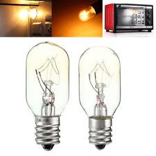 15W/25W 120V E12 Lampade ad incandescenza Glass LED Light Bulb Frigorifero Salt