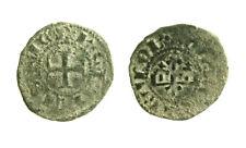 pcc2125_37) Napoli Denaro Gherardino attribuito a Roberto d' Angiò (1309-1343)
