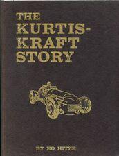 Car Racing:  Kurtis Kraft Story - American Auto Racing for three decades, 1978