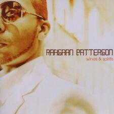 RAHSAAN PATTERSON - WINES & SPIRITS  CD NEW+
