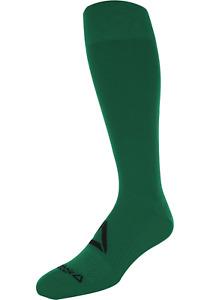 Reebok All Sport Socks Kelly Green Moisture Wicking Shoe Size Youth Small 13-4