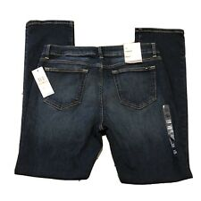 Tommy Hilfiger Stretch Womens Jeans Straight Size 12R Free Shipping MSRP $59.50