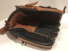 "Louisville Slugger Genesis 1884 10.5"" LEATHER Left Throw Baseball Glove Brown"