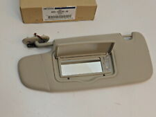 2010-2012 Ford Fusion MKZ Milan OEM Driver Side Sunvisor AE5Z-5404105-AA