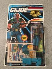 GI Joe Vintage 1992 Battle Corps Roadblock Action Figure MOC RARE