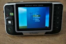 Pmc-120 Iriver media Player, 20 Gb storage, music and videos
