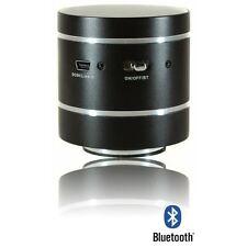 Bluetooth 10W Adin USB rechargable Portable Mini Music Vibration Speake Black