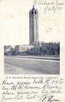 BROOKLYN NY – Water Tower, Brooklyn Reservoir – udb – 1906