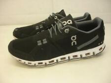 ON Women's 9.5 M CLOUD X Running Shoes Black White Cloudtech Zero-Gravity Mesh