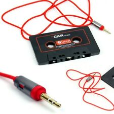 Tape Adapter Fit Phone Mp3/4 Player Audio Tape Cassette 110cm Cable Convertor