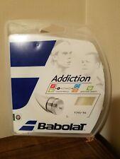 Babolat Addiction 130/16 Tennis Racquet String - 22-30kg / 48-66lb - 12m / 40'