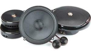 "Infinity Kappa 60csx 6-1/2"" 300Watt 2-Way Component Car Speaker System 6.5"""