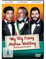 MY BIG CRAZY ITALIAN WEDDING - GENOVESI,ALESSANDRO   DVD NEU