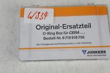 O-Ring Box für Cera Junkers Dichtungen Ringe ORing Heizung Gas Installation W934