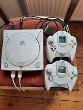 Sega Dreamcast Konsole mit 1Spiel Resident Evil Disk1