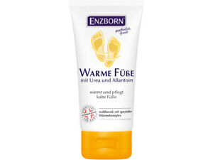 ENZBORN® Warme Füsse Creme, 75 ml Tube