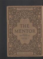 Mentor Magazine June 9 1913 Dutch Masterpieces  #17