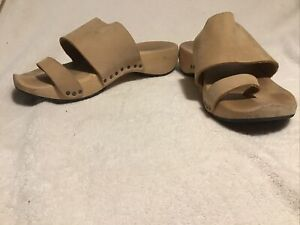 TRIPPEN Toe Loop Sandals / Clogs Size UK 6  EU 39