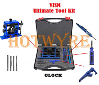 NCStar VISM VTGUTK Ultimate Glock Pro Armorers Tool Kit for Gen 1-5 Glocks