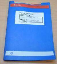 VW Passat B5 Motronic Einspritz u Zündanlage 1,8L ANB APT APU Werkstatthandbuch