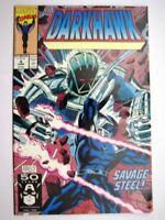 Marvel Comics: DARKHAWK #4 JUNE 1991 # 30A28