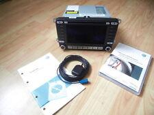 VW MFD2 MFD2 Golf V Touran Passat 3C Navigation 16:9 großes Display DVD-Version