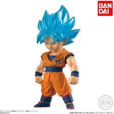 Bandai Dragon Ball Z Super Adverge 4 Son Goku Super Saiyan God Blue Mini Figure