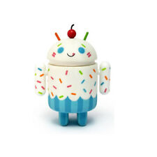Limited Android Mini Collectible Vanilla Cupcake Ratio Vinyl Toy Robot Figure