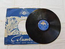 """1964's VINTAGE 78 RPM """"HISTORICAL-PANDIT JI KI VASIYAT""""-GE 39063 COLUMBIA RECORD"""