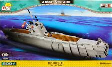 COBI U-Boot VIIB U-48 (4805) - 800 elem. - WWII German submarine
