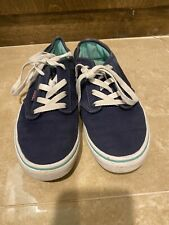 VANS OLD SKOOL Navy blue Size 4.5