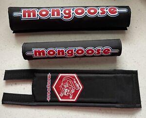 Mongoose Pad Set - Californian - Expert - Old School BMX