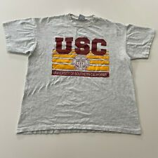Vintage University Of Southern California T-Shirt Size XL Made In Usa