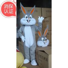 New Easter Bunny Rabbit fancy adult size cartoon mascot costume Clothing