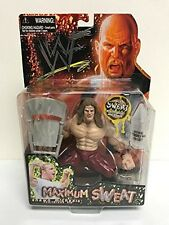 Shawn Michaels WWF Maximum Sweat action figure NIB Jakks Pacific NIP WWE