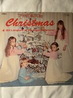 "BILL LANGFORD-I'll Be Home For Christmas- 12"" Vinyl Record LP - EX"