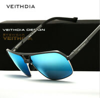 New Men's HD Polarized Sunglasses Outdoor Sports Fishing Eyewear Driving Glasses