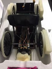 Franklin Mint 1:6 1896 Precision Scale Ford Quadricycle Die Cast Model