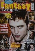 BREAKING DAWN - Picture Star Fantasy Twilight 02/2011 + XXL Poster - Clippings